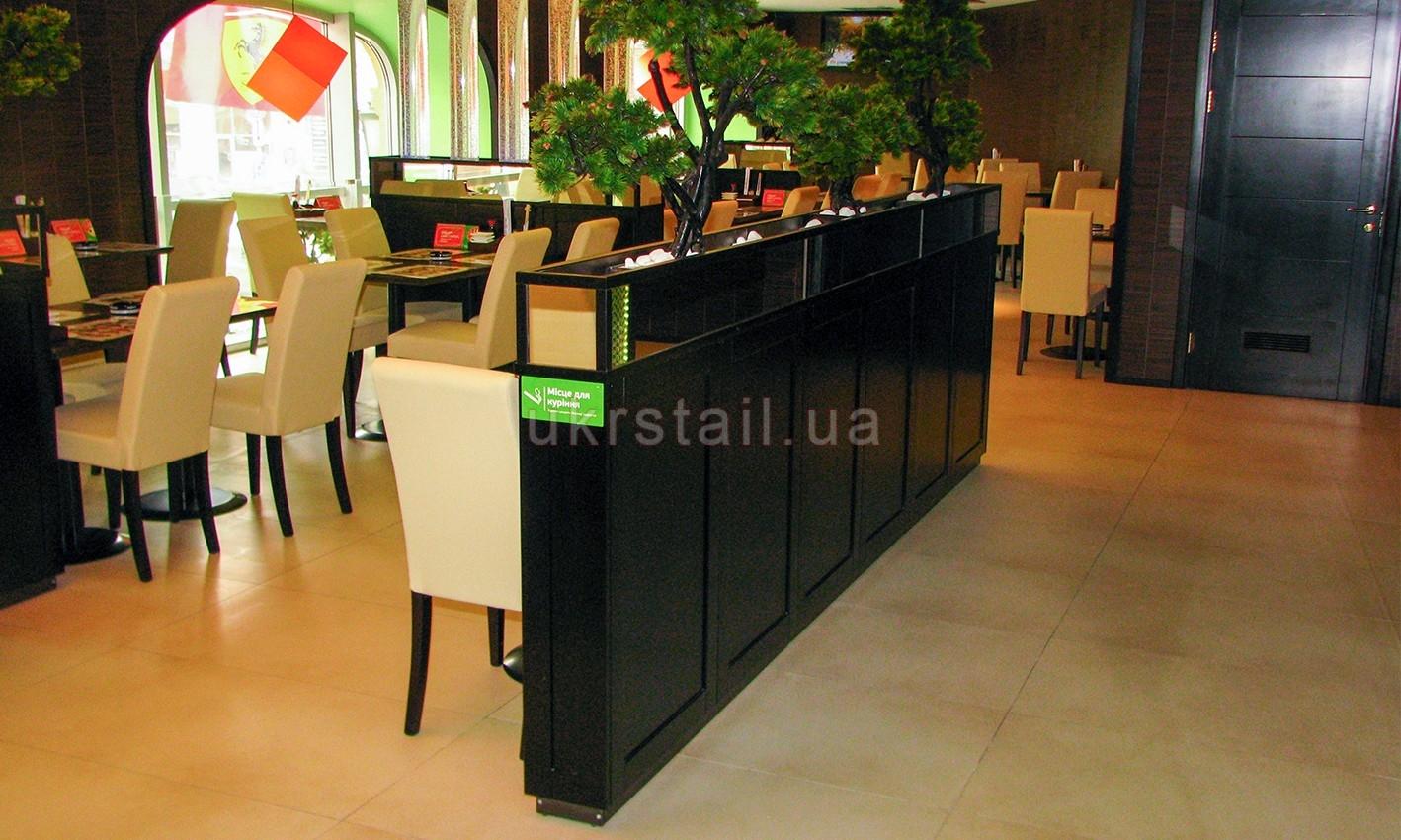 Подцветочник ресторана Сушия Киев 02