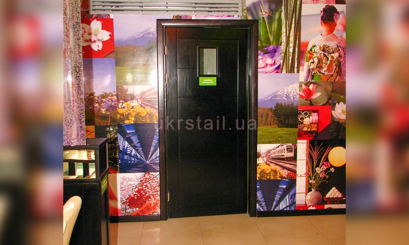 Двери ресторана Сушия Киев 03