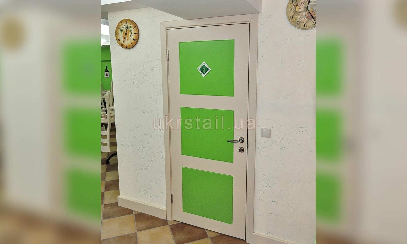 Дверь ресторана Оливье Киев 12