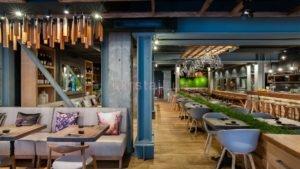 Ресторан Murakami Лондон