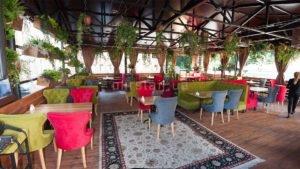 Ресторан Suluguni в Музейном переулке