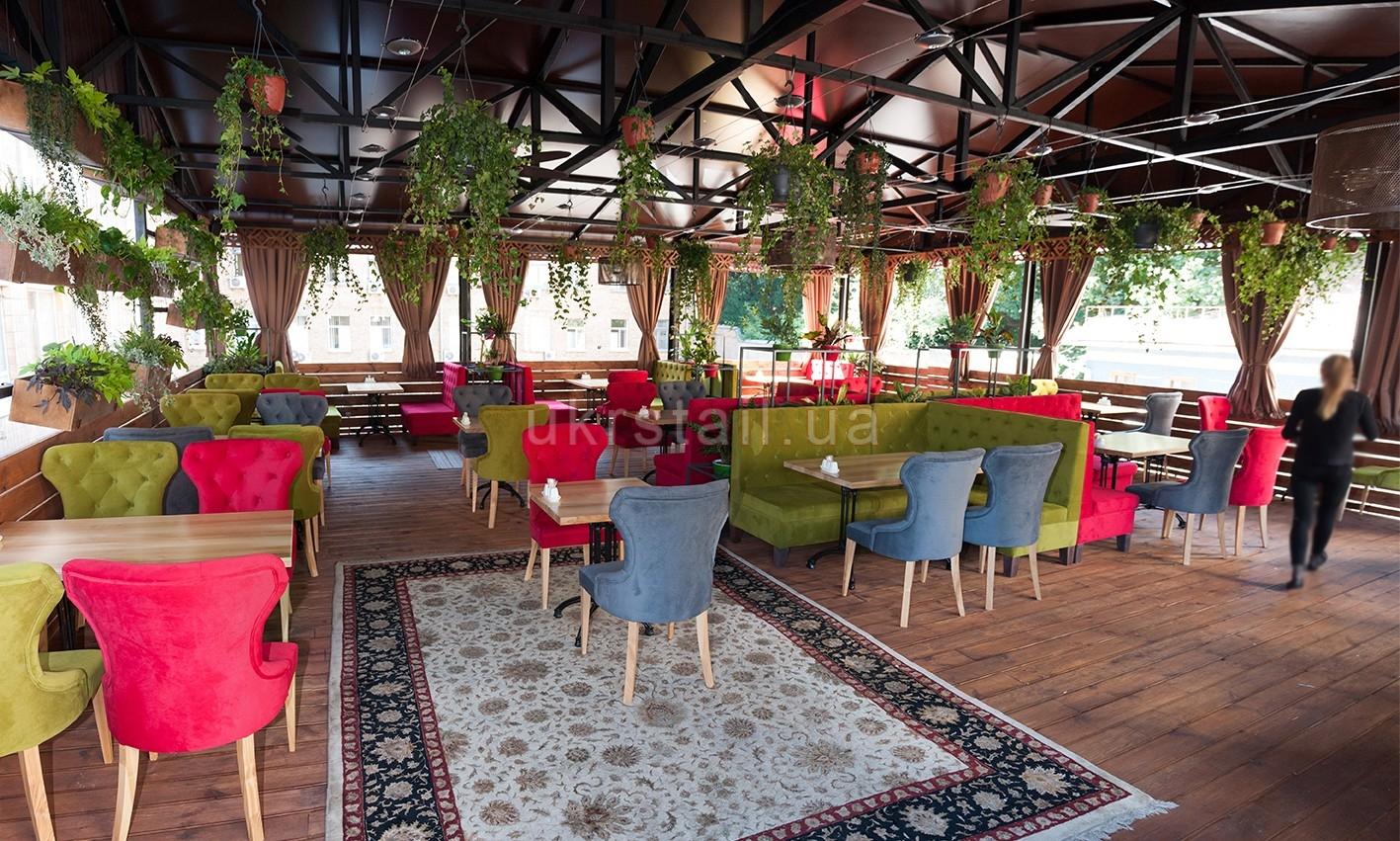 Интерьер ресторана Suluguni в Музейном переулке 01