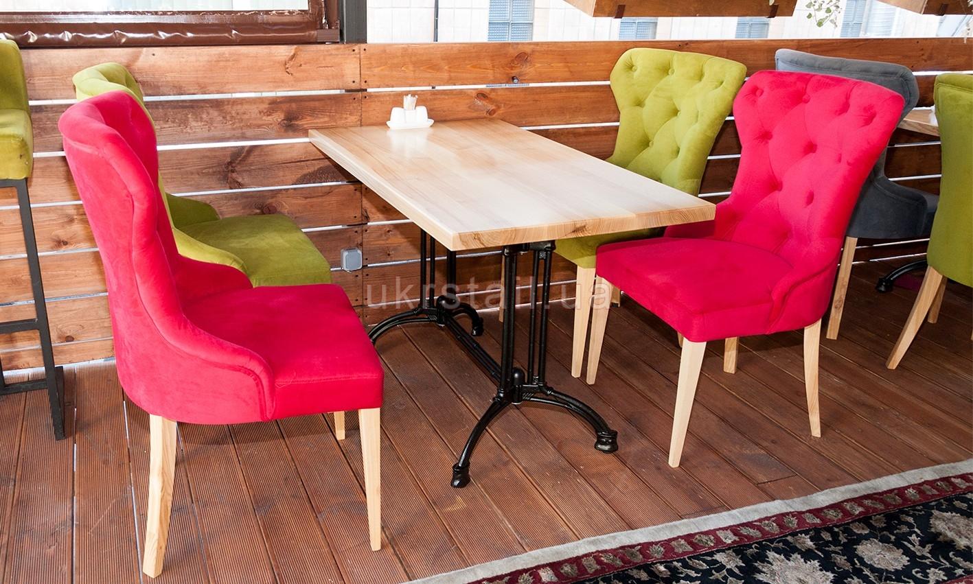 Кресла ресторана Suluguni в Музейном переулке 02