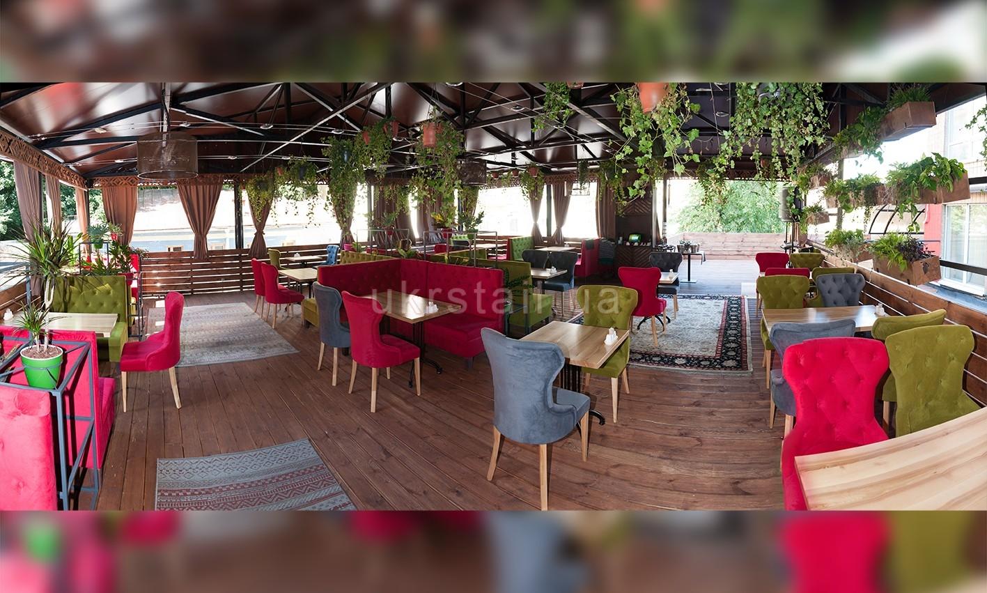 Интерьер ресторана Suluguni в Музейном переулке 04