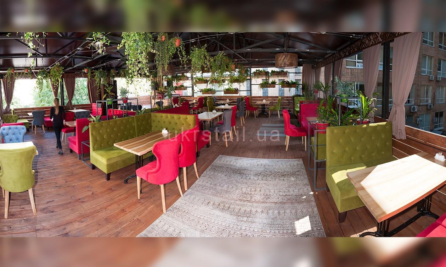 Интерьер ресторана Suluguni в Музейном переулке 07