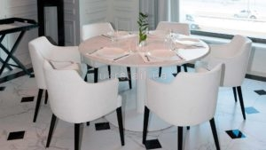 Vogue Cafe Kiev в гостинице Fairmont
