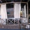 Декоративный забор для ресторана Lancaster №01 3399