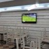 Стеновая панель для ресторана Оливье №02