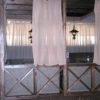 Декоративный забор для ресторана Lancaster №01 3401