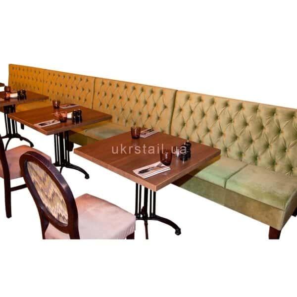 Диван для ресторана Samogon Bar №18