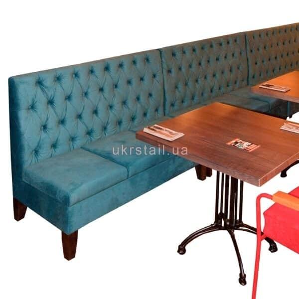 Диван для ресторана Samogon Bar №29
