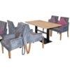 Кресло для ресторана GRANDEE №33 5287