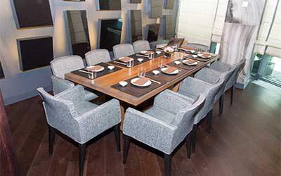 Столы для ресторана - изготовление