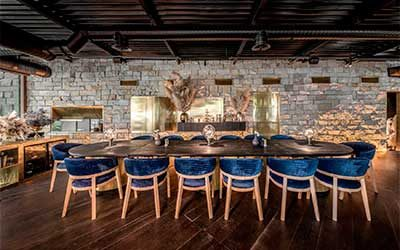 Кресла для ресторана - изготовление